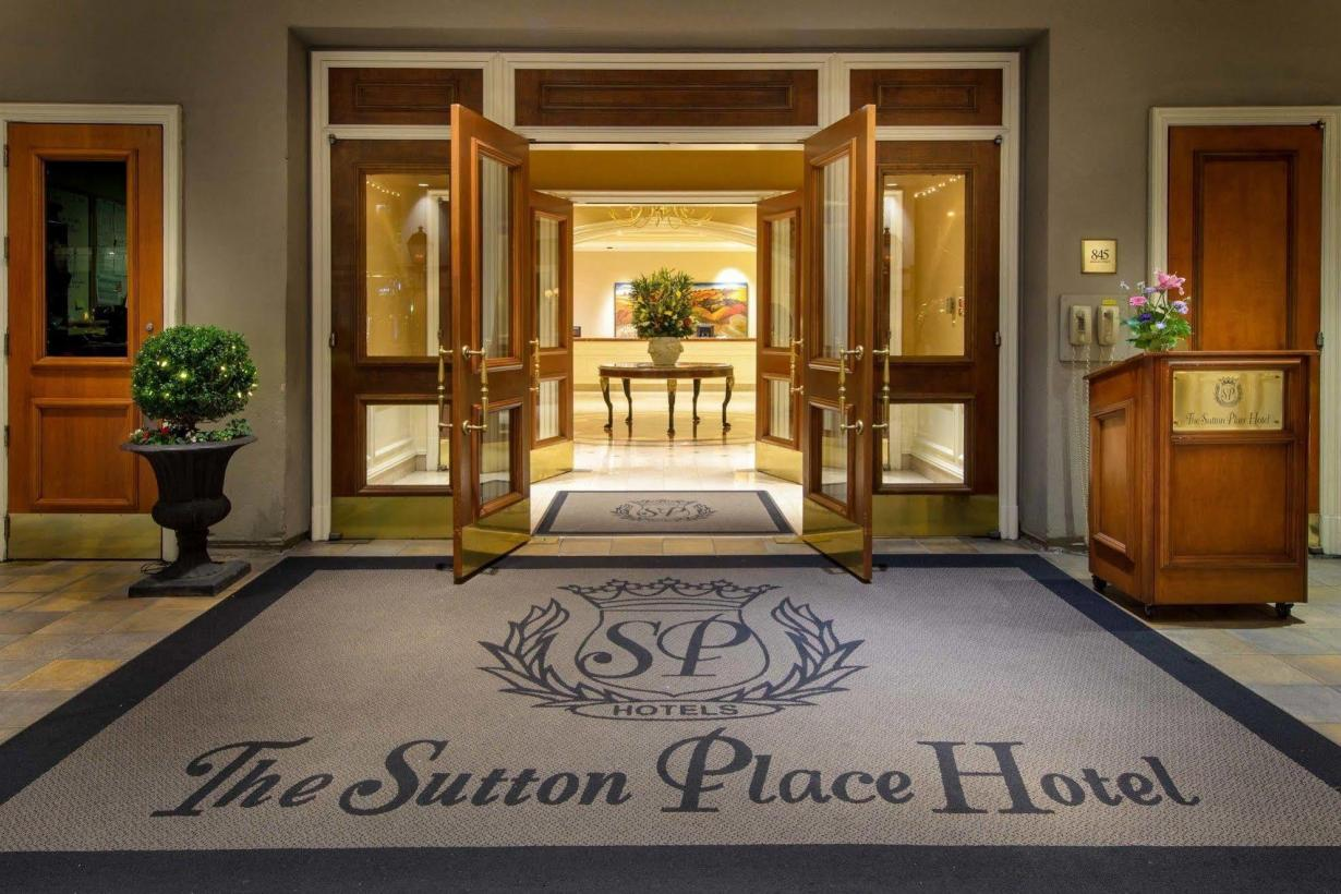 The Sutton Place Hotel, Vancouver