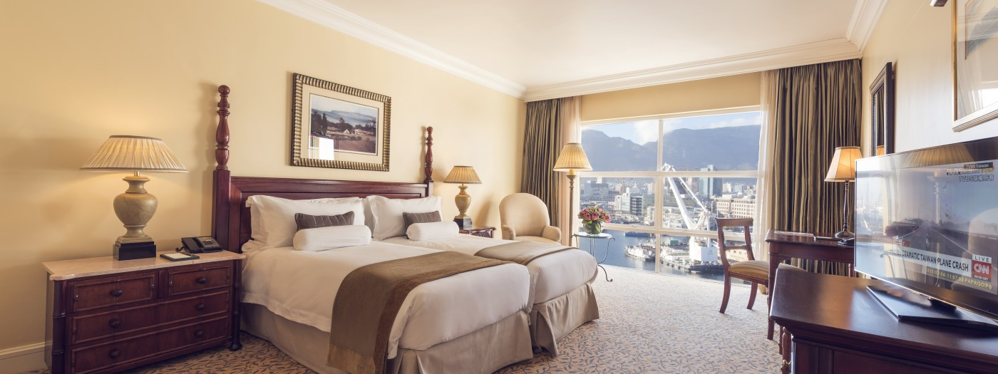 Hotel Table Bay, Luxury Mountain Room
